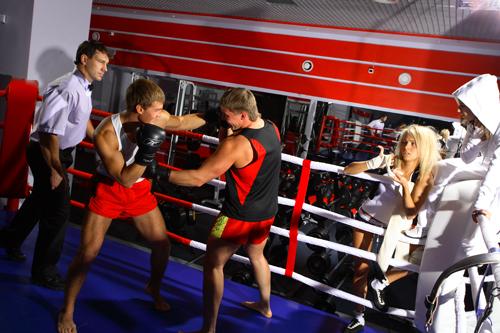 Тренировки боксом, позволяют
